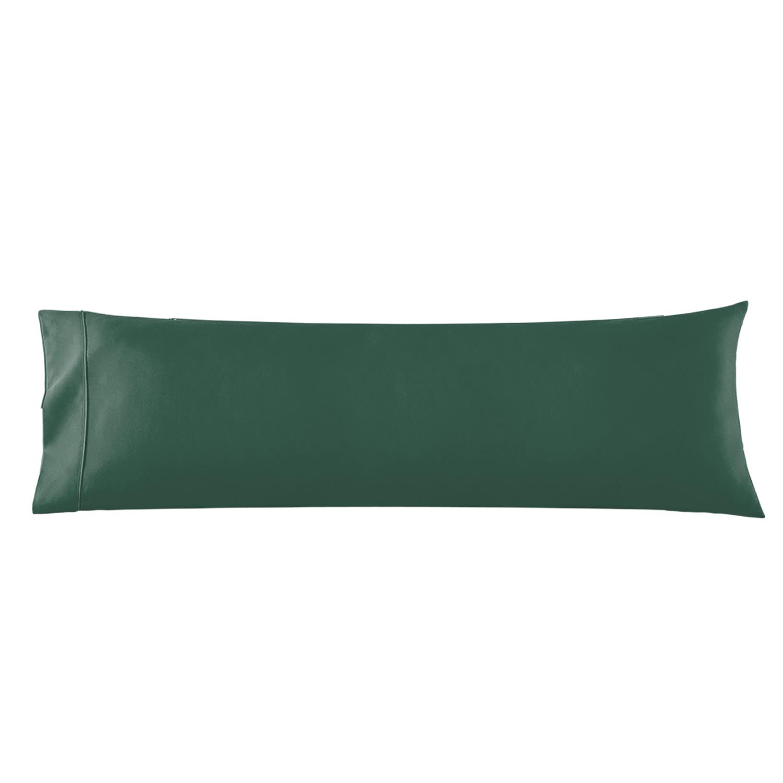 Body Pillowcase Microfiber Pillowcase Body Pillow Size 20x54 Vivacious Magenta
