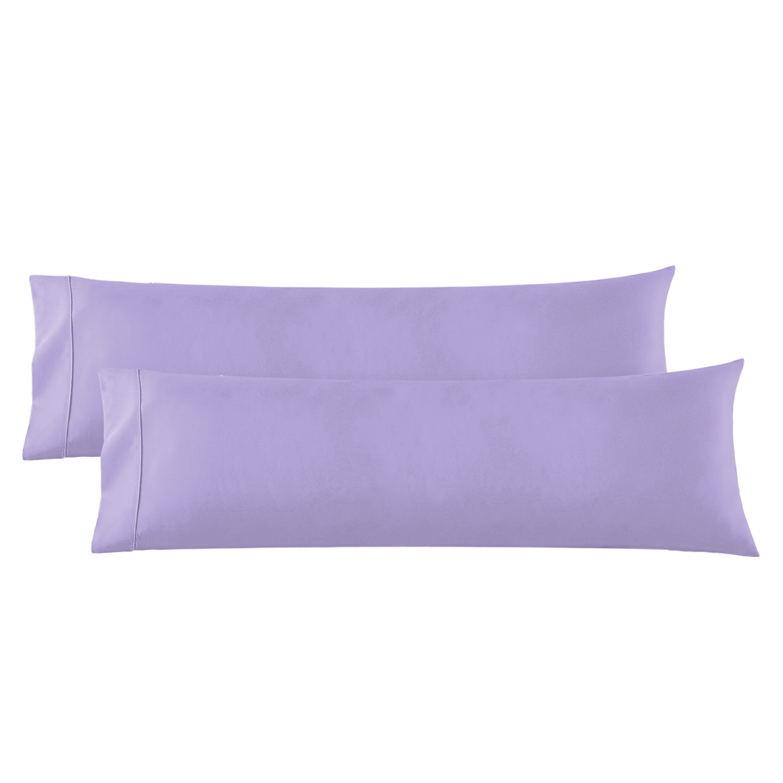 Body Pillowcase 2 Microfiber Pillow Case Body Pillow Size 20x54
